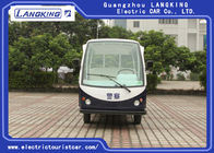 Museum Electric Sightseeing Vehicle , Small Electric Bus 8~10h Recharge Time