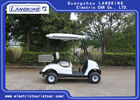 2 Person Mini Electric Golf Carts With Light / Motorised Golf Buggy With Cargo Box
