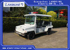 4 Seater Electric Golf Cart Patrol Car For Security Cruise Car With Caution Light