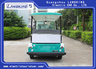 1.2 Ton Electric Luggage Cart For Airport / 72Volt Electric Cargo Vehicle