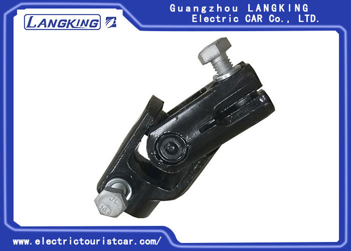 Custom Golf Cart Parts And Accessories Universal Joint Assembly Steel Material
